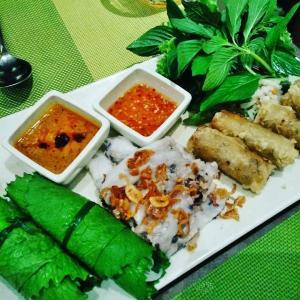 ベトナム料理@ホーチミン