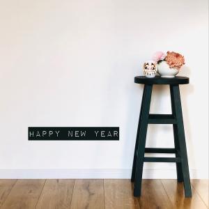 *新年の恒例行事。*