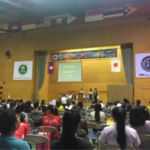 日本語を学ぶラオスの学生さんの『日本語スピーチ大会』へ行ってきた!
