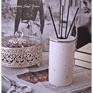 ◆人気白磁のフレグランスボトル作品◆