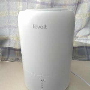 【加湿器ゲットした】Levoit Dual100