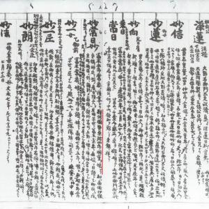 「弥四郎国重」なる人物を探る 3