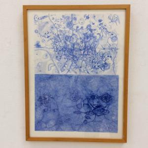 松阪美術協会新春展(小品展)に出品しています