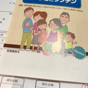 2019年 インフルエンザ予防接種