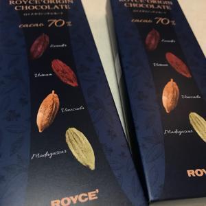 チョコレート食べ比べ♡世界4カ国