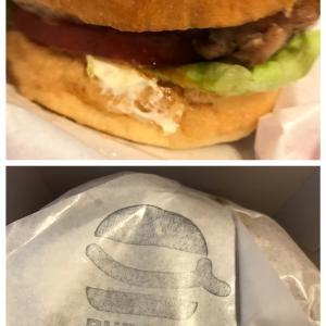 ハンバーガーと藪さん