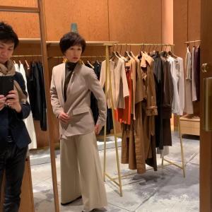 ショッピング同行ファッションアドバイス(スタイリング)やってきました!