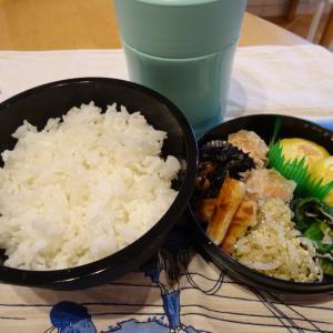 麻婆茄子弁当と楽天お買い物マラソン