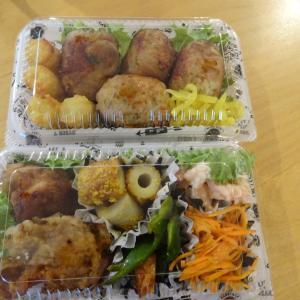 サマースクールのお弁当と夏休み