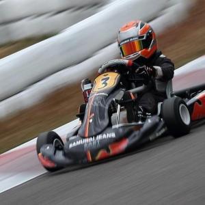 蒼介 MAXデビューレースで2位表彰台!