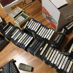 我が家のVHSビデオテープ?困った