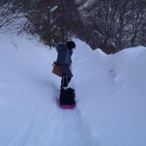 真冬の北温泉&塩原新湯温泉