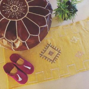 新居に春の模様替えに、モロッコラグでお部屋のセンスアップ!!