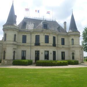Château Palmer (シャトー・パルメ)へ~