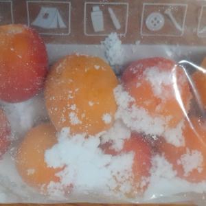 杏の梅干もどきは「練り梅」になる