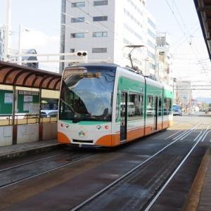 土佐の旅(139)日本最古の電車・路面電車