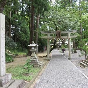 日坂宿を行く(14)事任八幡宮 その壱