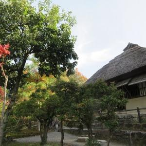高台寺(3)二つの茶室