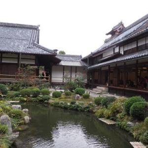 足利将軍菩提寺の等持院(2)霊光殿