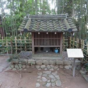 井伊谷の龍潭寺(2)虎松(井伊直政)ゆかりの子育て地蔵