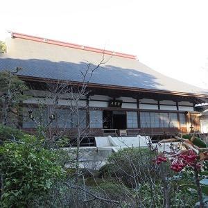 井伊谷の龍潭寺(4)本堂