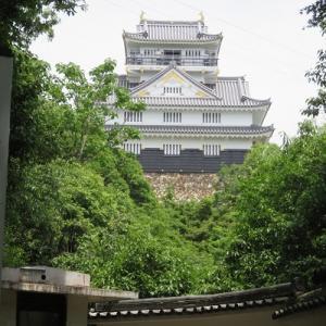 稲葉山城から岐阜城へ