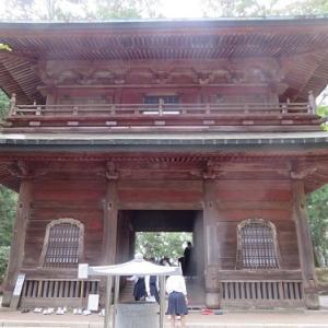 比叡山延暦寺(3)文殊楼~大黒堂