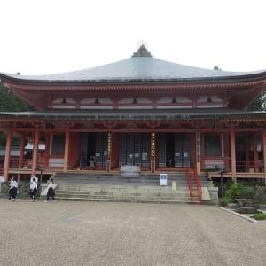 比叡山延暦寺(5)阿弥陀堂~法華総持院東塔
