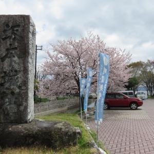 坂本城址公園(1)坂本城址