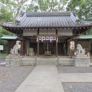 プレイバック「麒麟がくる」 神足神社~勝竜寺土塁・空堀跡