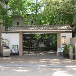 謹慎後の徳川慶喜が暮らした屋敷跡「浮月楼」(1)