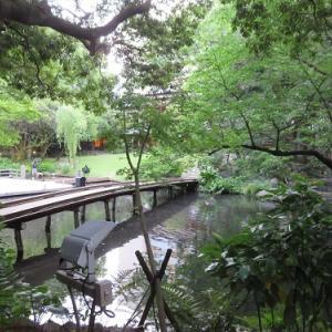 謹慎後の徳川慶喜が暮らした屋敷跡「浮月楼」(2)