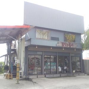 観音寺市柞田町・うどんやカマ喜riにて、うどんの昼食。