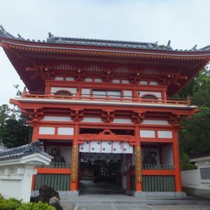 2020年7月・第3番金泉寺にて、拍子抜けの参拝。
