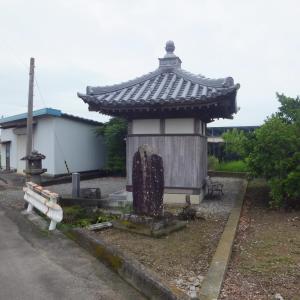 小豆洗大師から切幡寺まで歩いてみよう。2020。