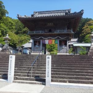 平等寺から薬王寺まで歩いてみよう。その1。