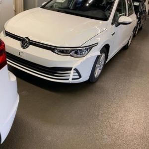 2020 VW Golf8 エクステリア&インテリア