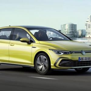 2020 Volkswagen Golf8
