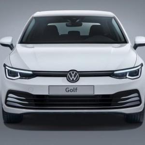 2020 Volkswagen Golf8 オフィシャル