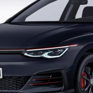 New Volkswagen Golf 8 GTI