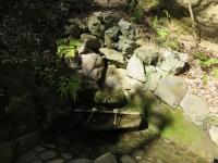 鞍馬寺(7) 義経息次ぎの水