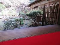 建礼門院徳子ゆかりの長楽寺(4)相阿弥作の園池
