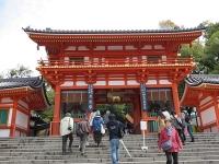 神泉苑(4)祇園祭の起源となった御霊会