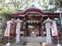 駒繋神社(2)源頼朝ゆかりの地名