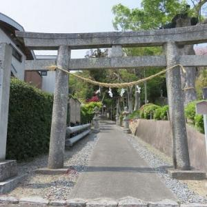 新居町の散策(3)諏訪神社