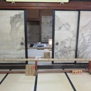 鷲津の本興寺(3)大書院 その弐