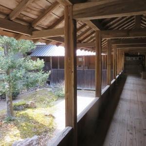 鷲津の本興寺(5) 客殿