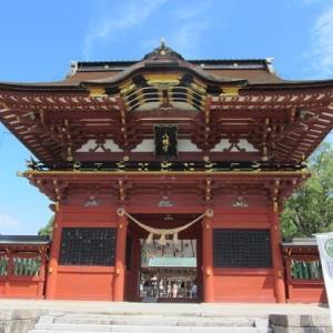 岡崎めぐり(1)伊賀八幡宮