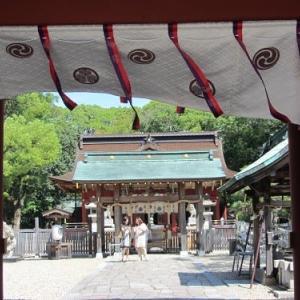 岡崎めぐり(2)伊賀八幡宮 その弐
