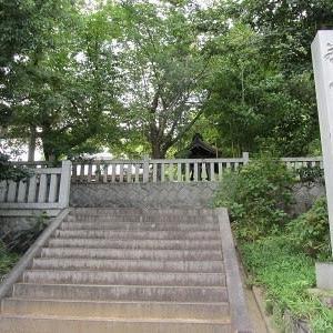 岡崎めぐり(3)若宮八幡宮・徳川信康の首塚